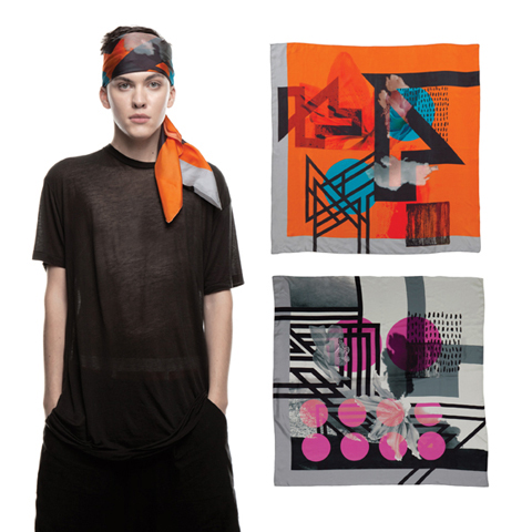 Constructive Studio scarves