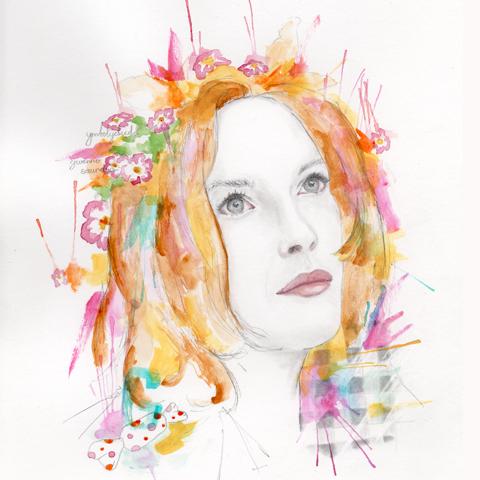 Gwenno Saunders by Novemto Komo