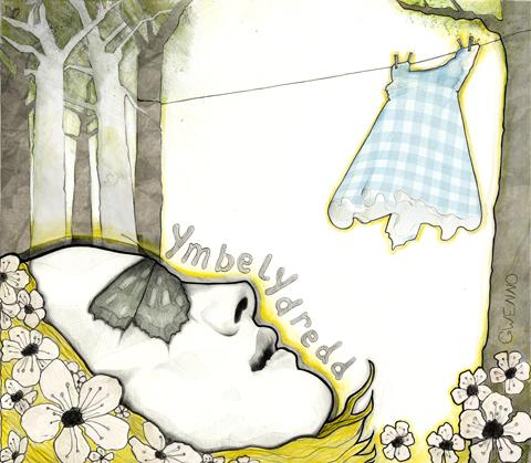 Gwenno Ymbelydredd by Tara Anne Bush