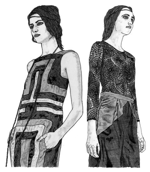 Spijkers en Spijkers S/S 2013 by Lo Parkin