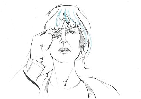 Sue Denim by Louise Bennetts