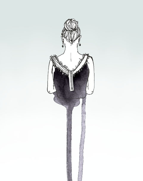 Vita Gottlieb A/W 2012 by Lea Rimoux
