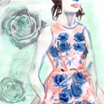 jenny robins - amelias magazine - lfwss13 - holly fulton - thumbnail