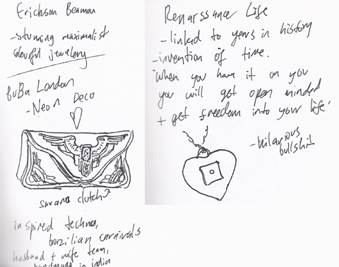 jenny robins - amelias magazine - lfwss13 -  sketch blog - buba london - renaissance life