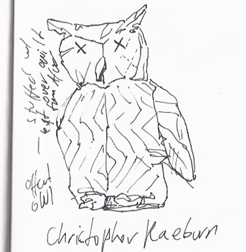 jenny robins - amelias magazine - lfwss13 -  sketch blog - christopher raeburn