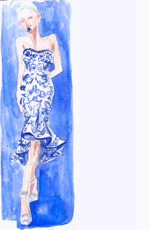 jenny robins - amelias magazine - lfwss13 -  sketch blog - fyoder golan