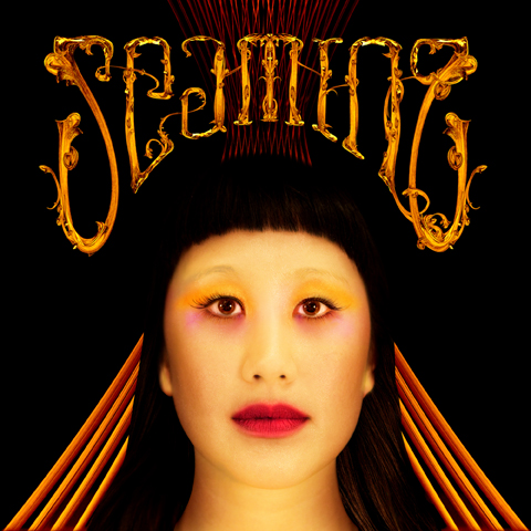 SEAMING album COVER