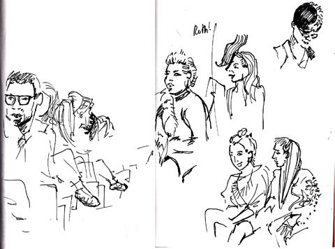 amelias magazine - jenny robins - sorapol ss13 - frow sketches