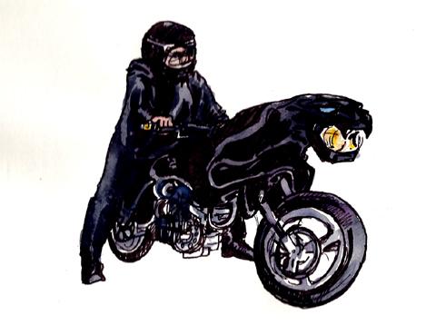 amelias magazine - jenny robins - sorapol ss13 - puma bike