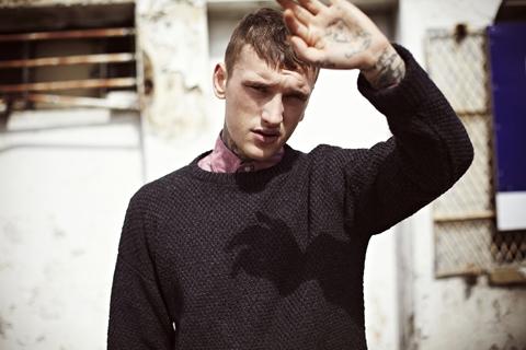 EDE Knitwear Moss jumper