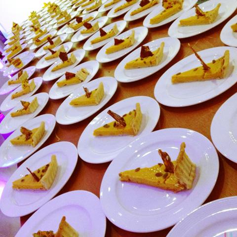 Tom's Feast Lush Prize November 2012-