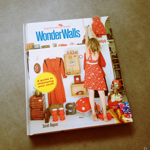 Supermarket Sarah Wonder walls book review