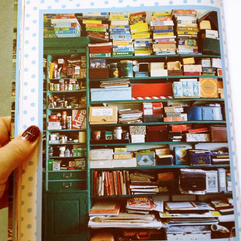 Supermarket Sarah Wonder walls book review… <a href=