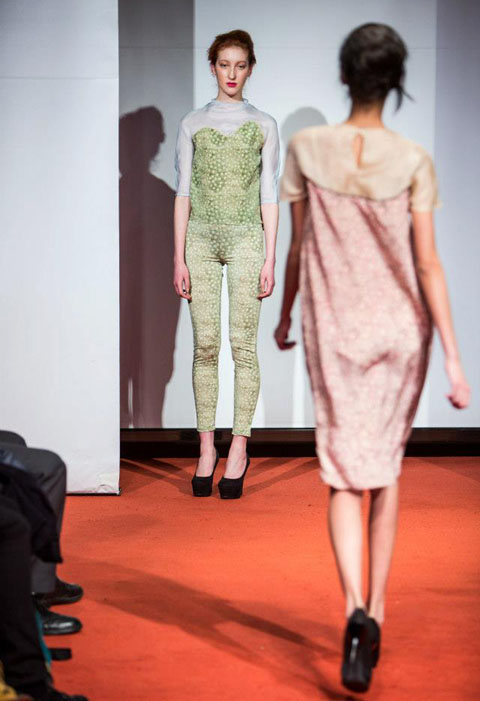 amelias magazine - london college of fashion - paradise lost - Digital Catwalk - Mina Jugovic
