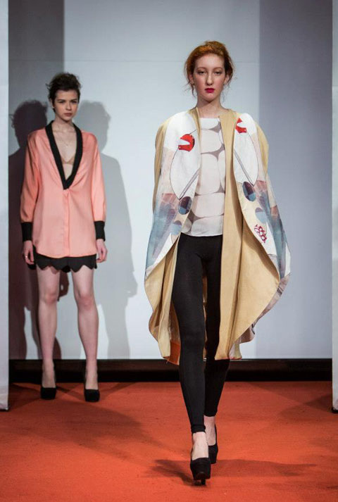 amelias magazine - london college of fashion - paradise lost - Digital Catwalk - Nicole Quadrio