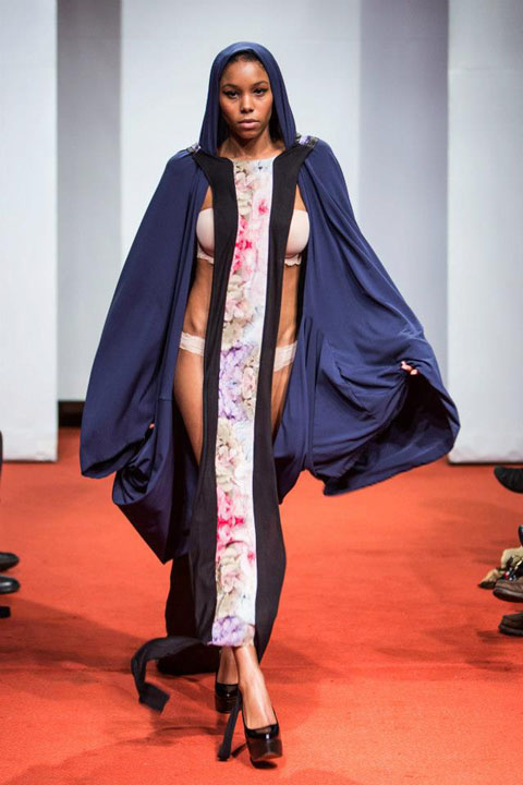 amelias magazine - london college of fashion - paradise lost - Digital Catwalk - Taj Chelvaiyah