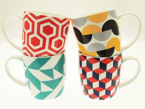 1973 graffika mugs