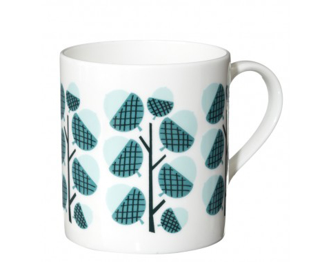 Bone China 'Acorn' mug by Donna Wilson