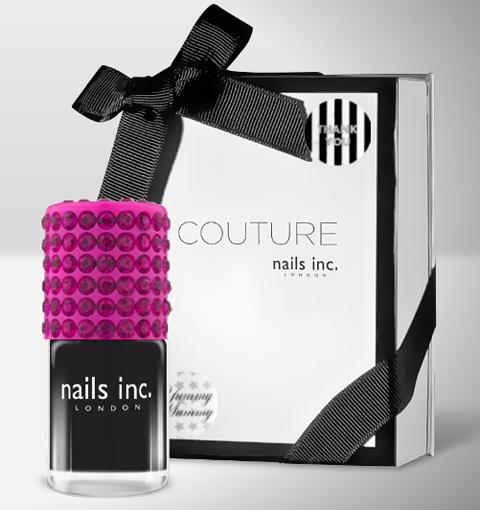 Couture nails inc nail art christmas gift