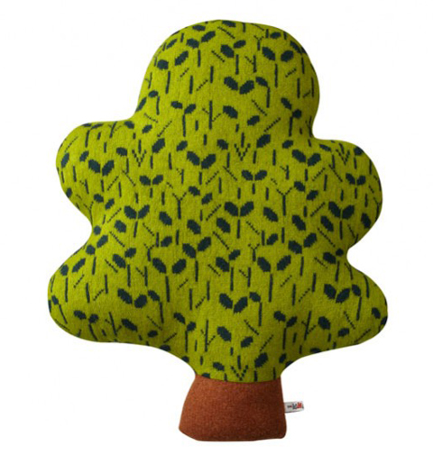 Donna Wilson oak tree cushion