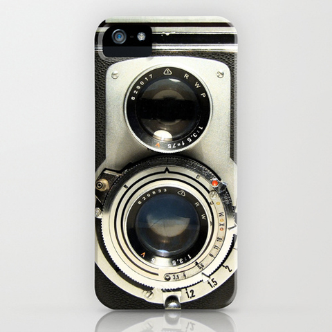 Ewan Arnolda vintage camera iphone case