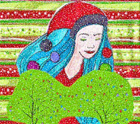 Holiday Joy by Jacqueline Valencia