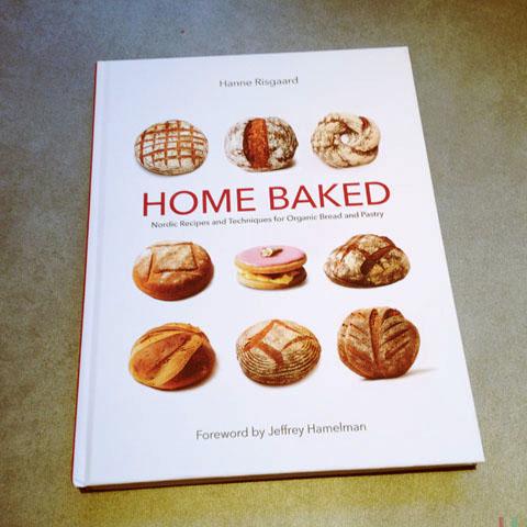 Home Baked book Hanne Risgaard