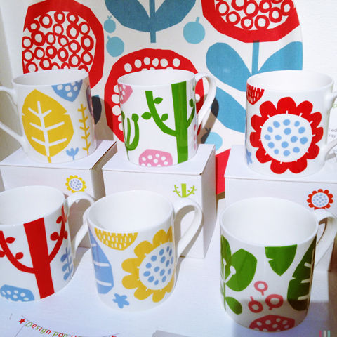 Kate clarke london mugs