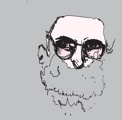 Katy Edelsten illustrates Dan Croll - 'Just Like Christmas'