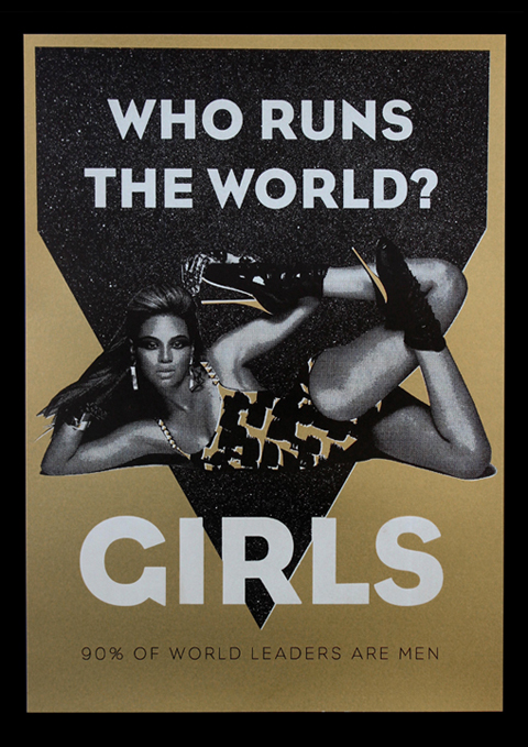 Who Runs the World Girls by Studio Her