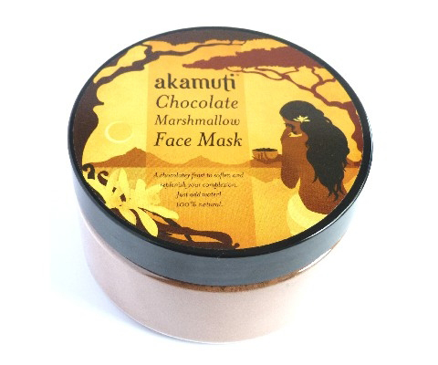 akamuti chocolate face mask