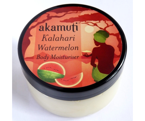 akamuti kalahari watermelon moisturiser
