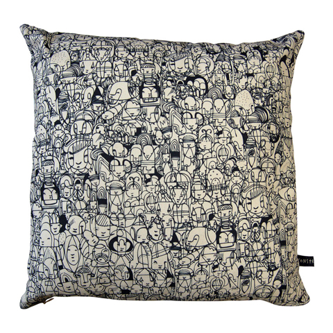 constructive studio faces_cushion