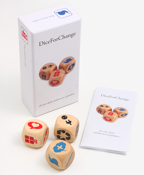 dice for change