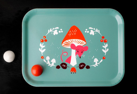 mouse tray by darling clementine soma gallery