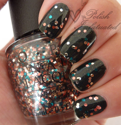 polish infatuated opi skyfall nail polish The living daylights