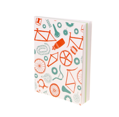 soma gallery bike parts notebook