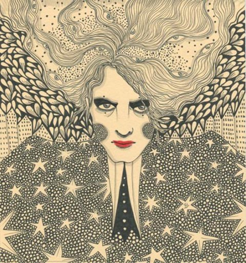 Daria Hlazatova robert smith by daria h