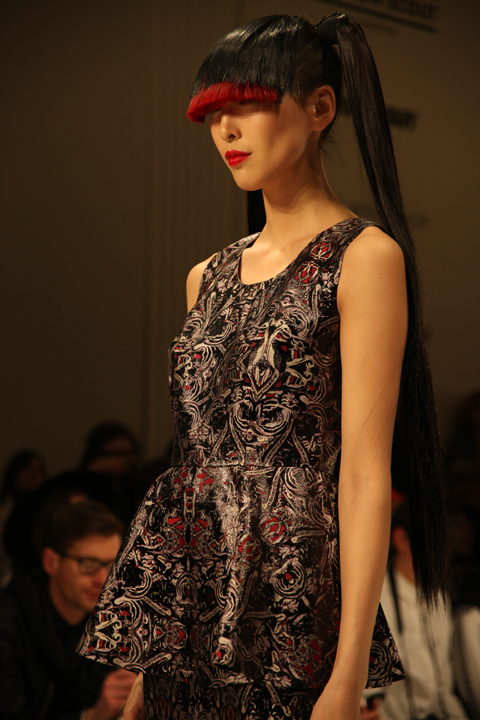 Belle Sauvage AW 2013-photo by Amelia Gregory