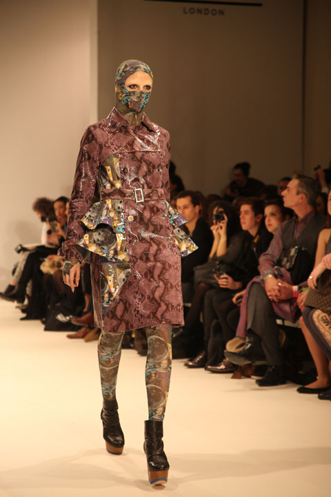 Dans la Vie London Fashion Week AW 2013