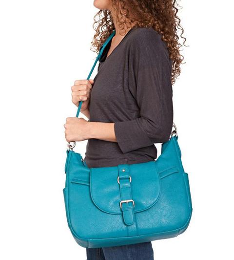 Kelly Moore B-Hobo Camera Handbag