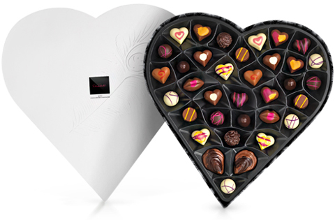 Luxury-Valentine-Gifts-My Voucher Codes Chocolates Hotel Chocolat