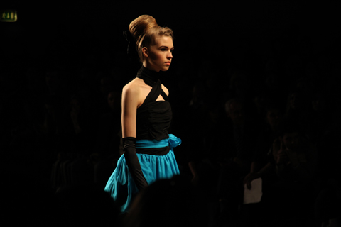 PPQ AW 2013 by Amelia Gregory