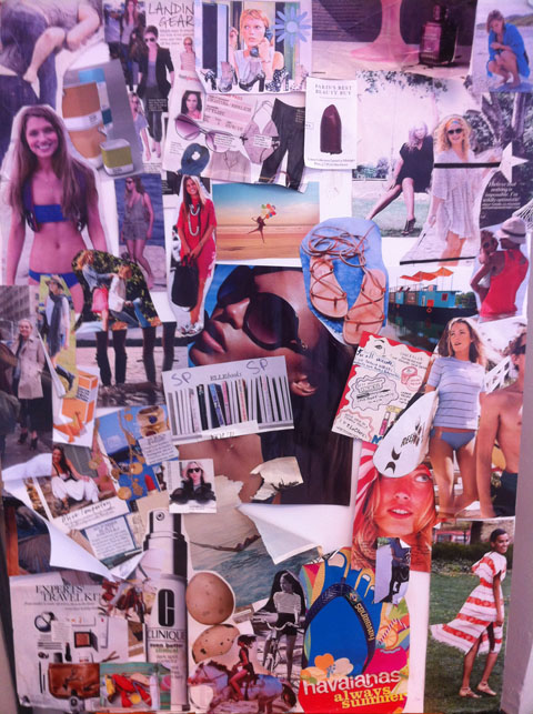 Style Passport mood board 1