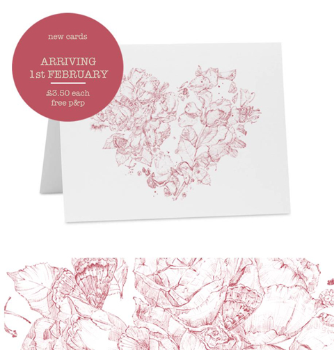 The Aviary Floral Heart Gift Card