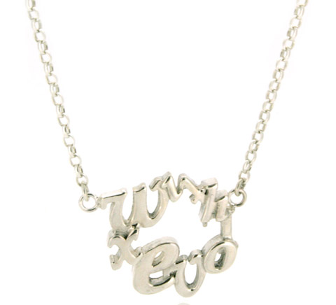 With Love Silver Necklace_Nicola Crawford_RRP £135