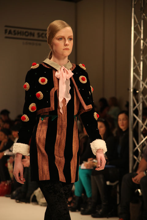 ones to watch yeashin AW 2013-photo by Amelia Gregory