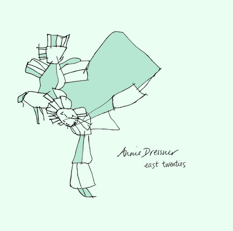 Annie-Dressner-East-Twenties-Album-Art.