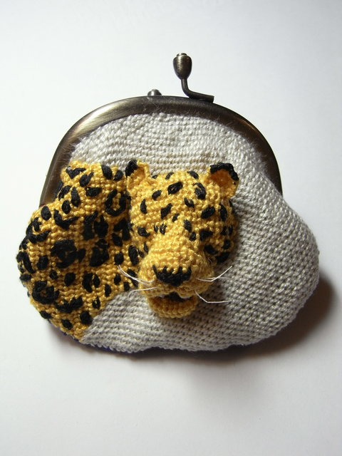 Tiger Purse by Hipota
