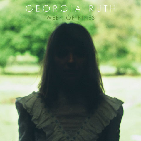 Georgia Ruth Week of Pines album cover